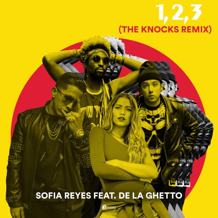Sofia Reyes Ft. De La Ghetto - 1, 2, 3 (The Knocks Remix)