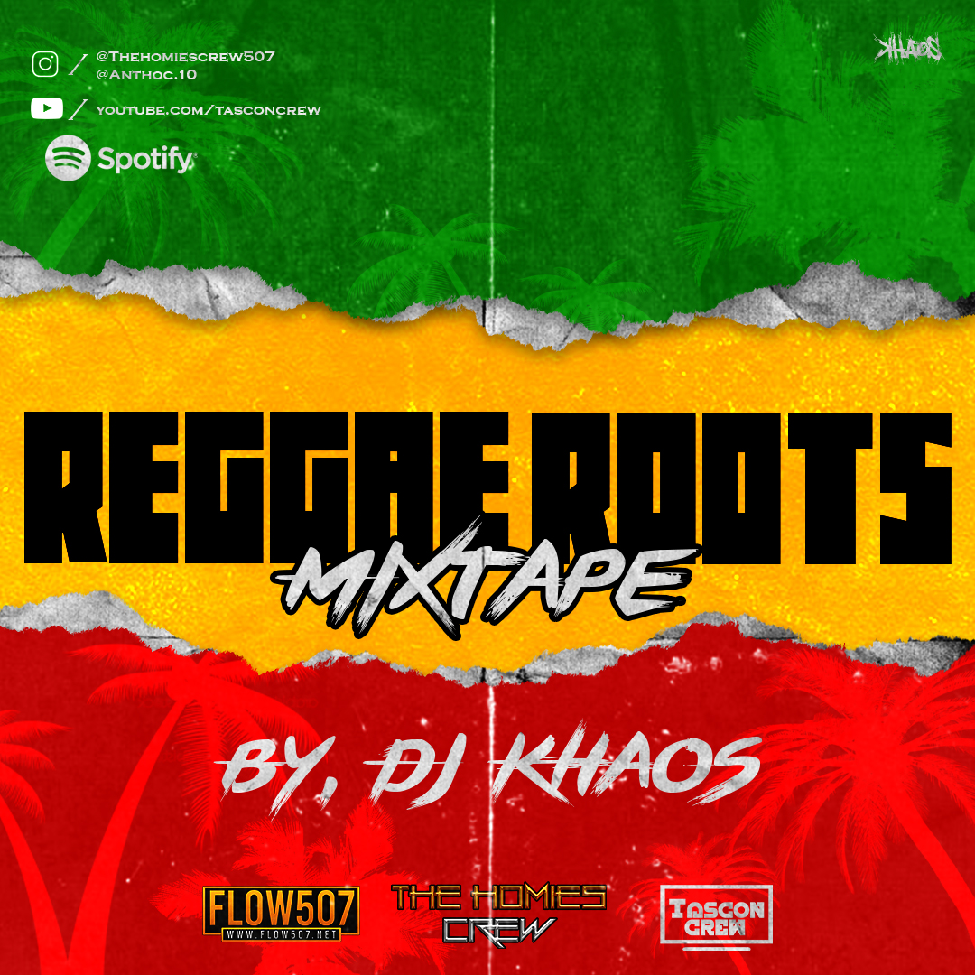 DJ Khaos - Reggae Roots Mixtape Vol. 1