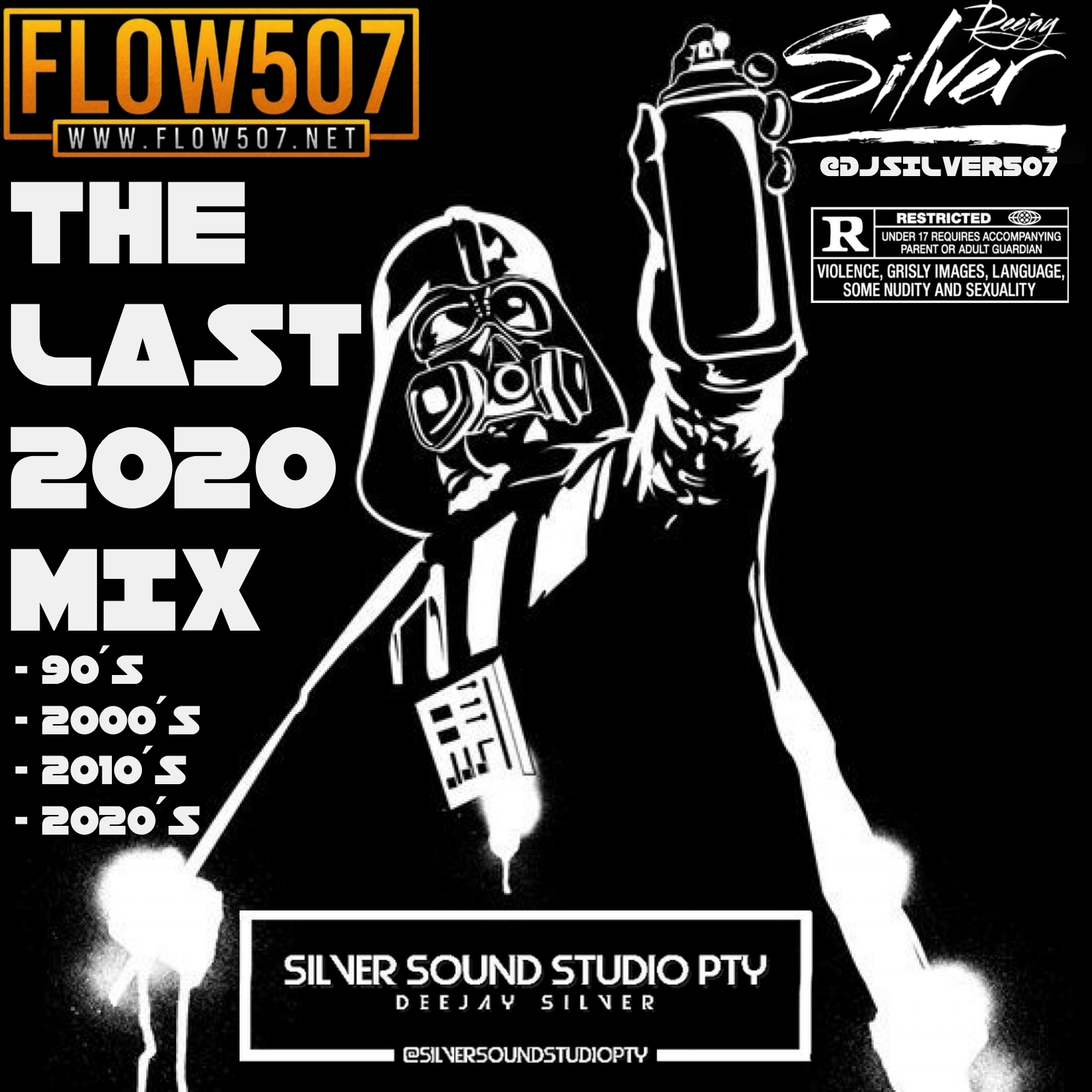 DEEJAY SILVER - THE LAST 2020 MIX