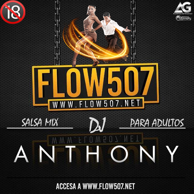 Dj Anthony - Salsa Para Adultos Mix Vol 1