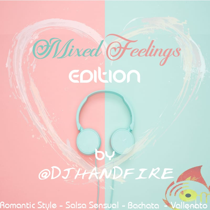 Dj Handfire - Salsa Sensual (Mixed Feelings Edition)