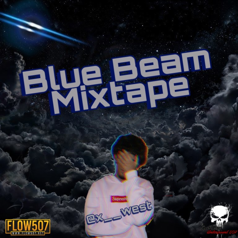 Dj West - Blue Beam Mixtape