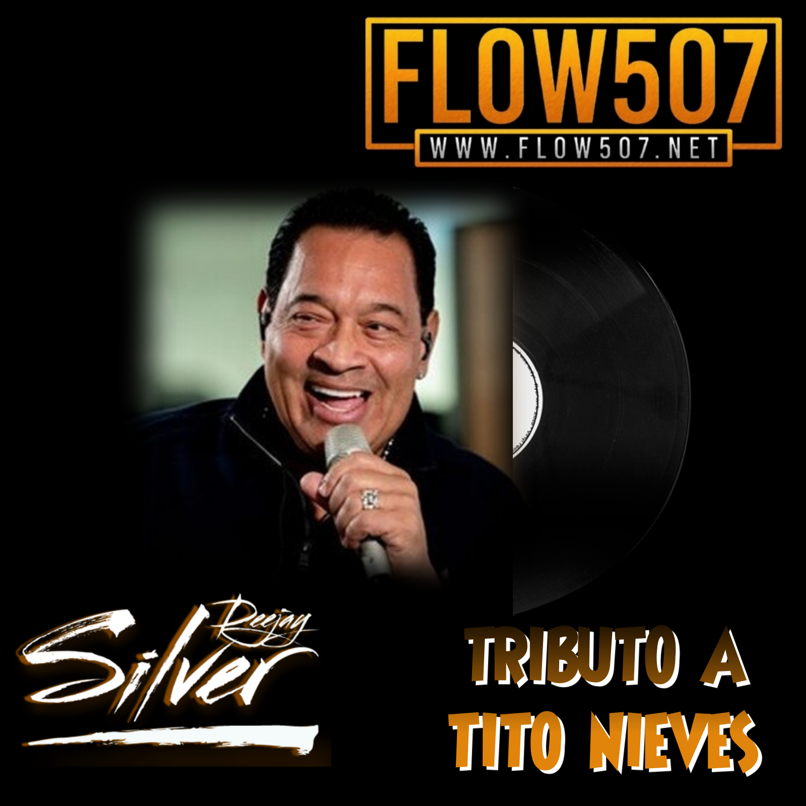 DEEJAY SILVER - TRIBUTO A TITO NIEVES