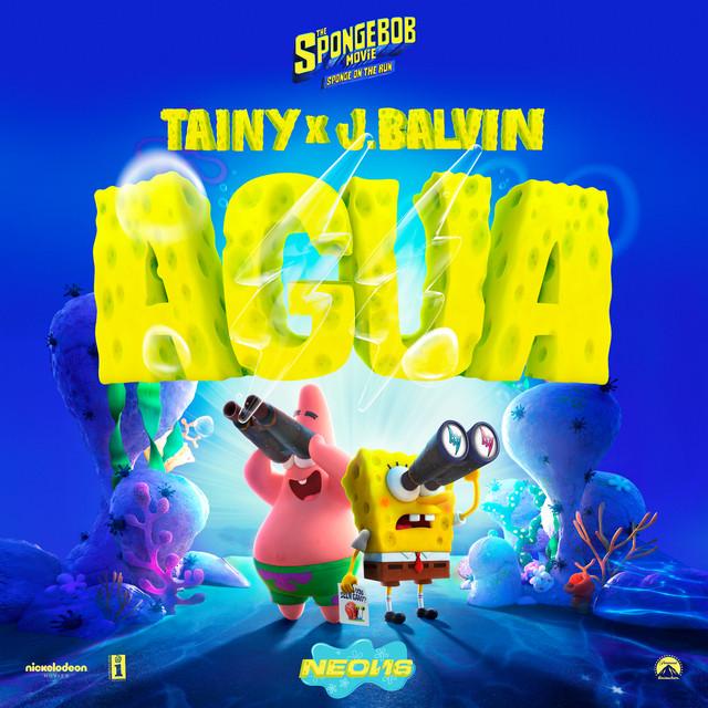 Tainy, J Balvin - Agua