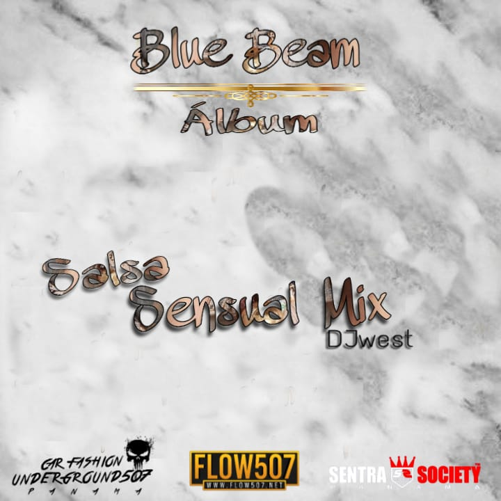 Dj West - Salsa Sensual Mix (Blue Beam Album)
