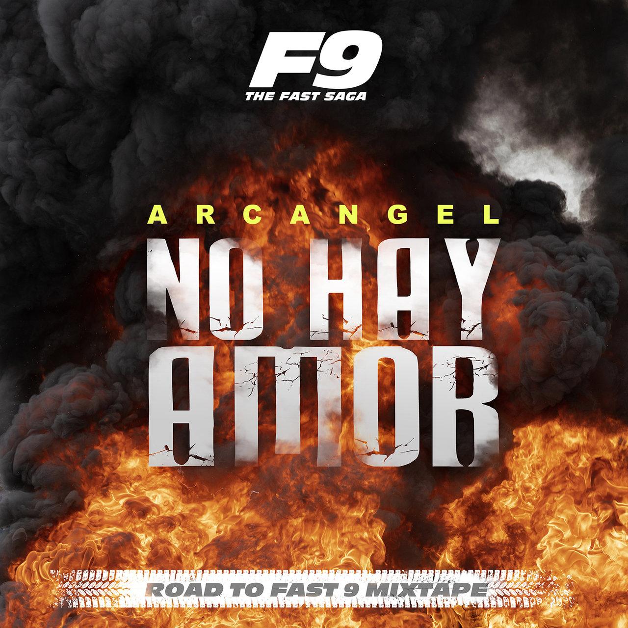 Arcangel - No Hay Amor