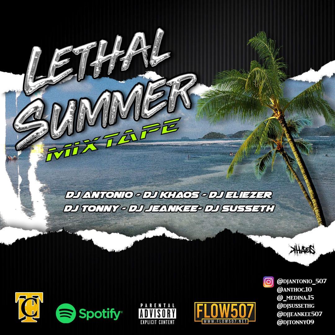 Dj Antonio El Especialista - Lethal Summer Mixtape