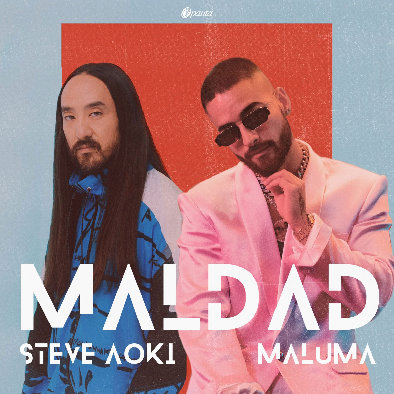 Steve Aoki Ft. Maluma - Maldad