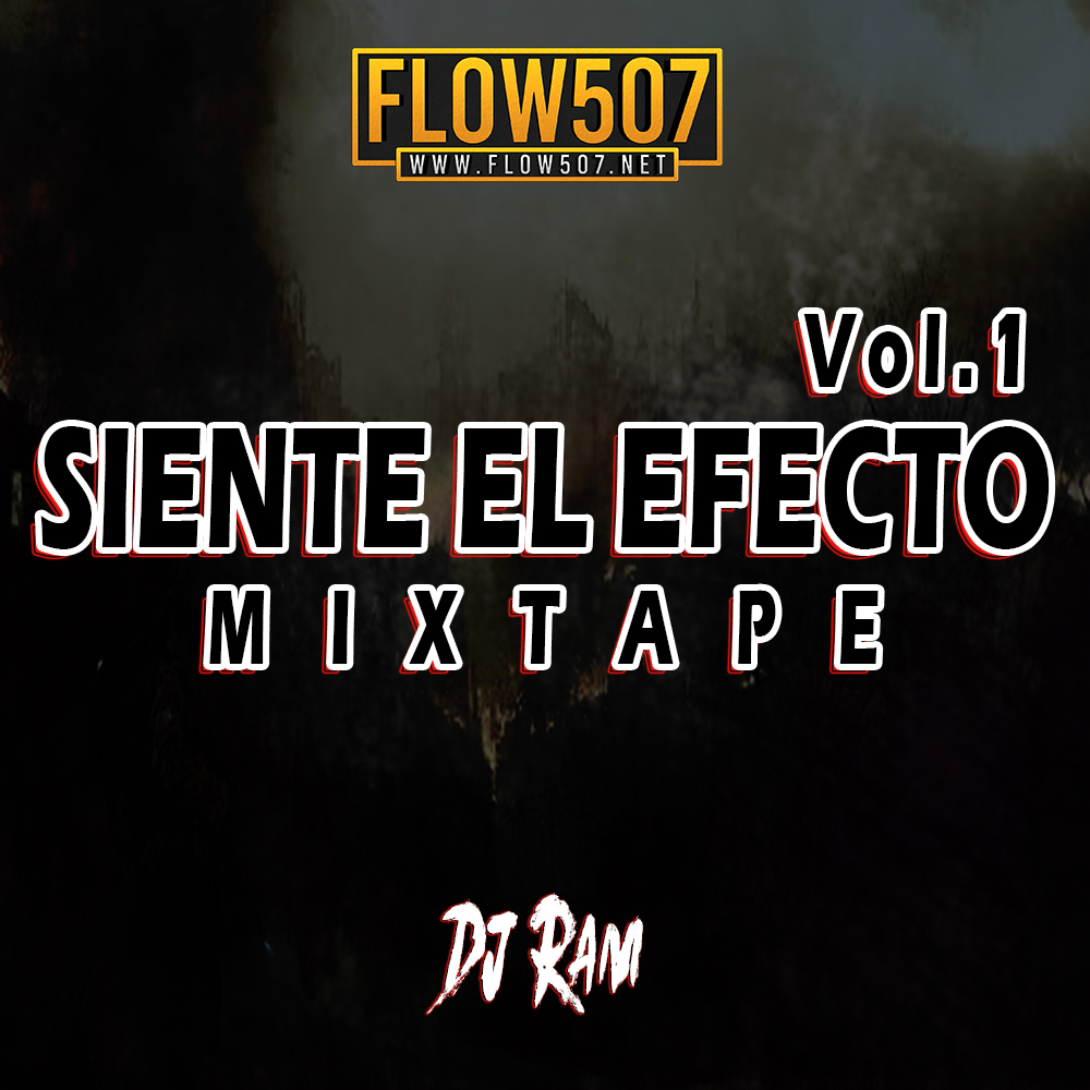 Dj Ram - Siente El Efecto Mixtape Vol.1