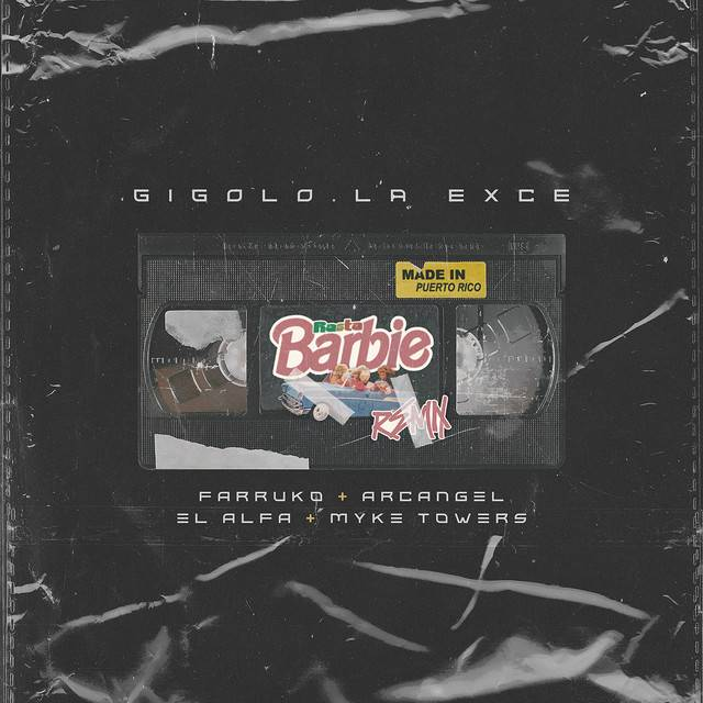 Gigolo Y La Exce Ft Myke Towers, Arcangel, El Alfa, Farruko – Rasta Barbie (Remix)