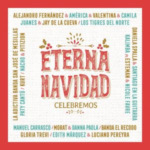 Edith Márquez Ft. Luciano Pereyra - Lleguemos A Tiempo (Eterna Navidad)