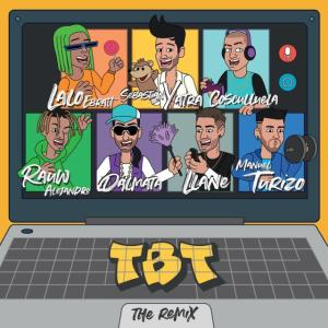 Sebastian Yatra Ft. Rauw Alejandro, Manuel Turizo y Cosculluela - TBT Remix