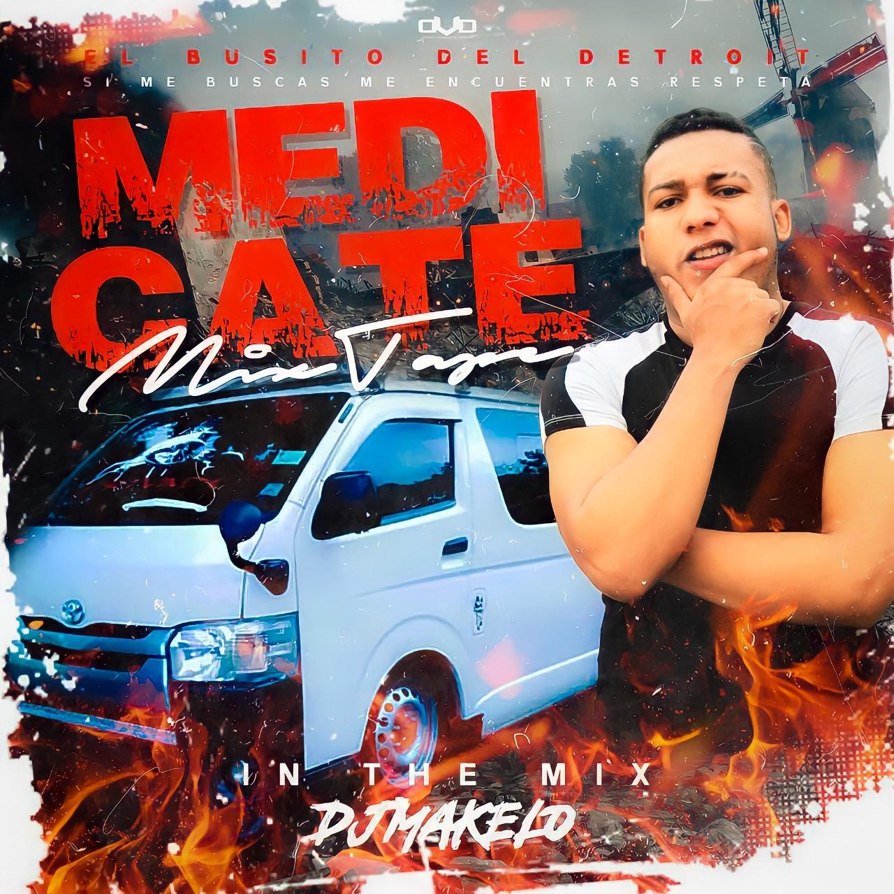 Dj Makelo - Medicate Mixtape