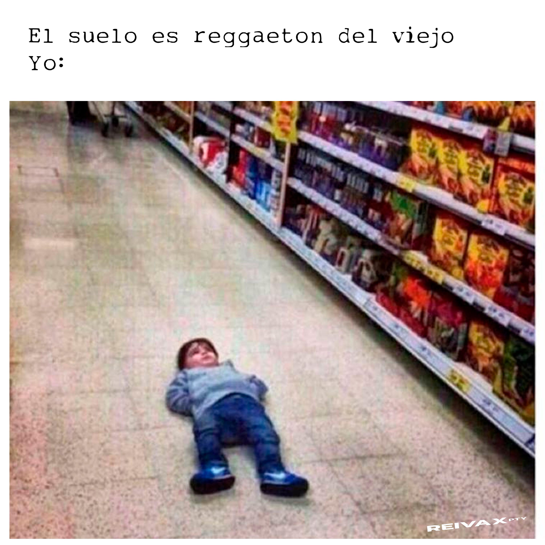 Dj Reivax - Reggaeton Del Viejo