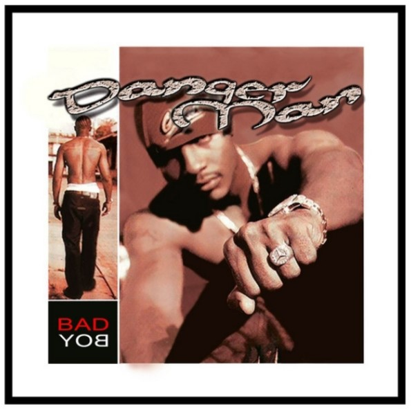 2001  Danger Man - Bad Boy - CD 1