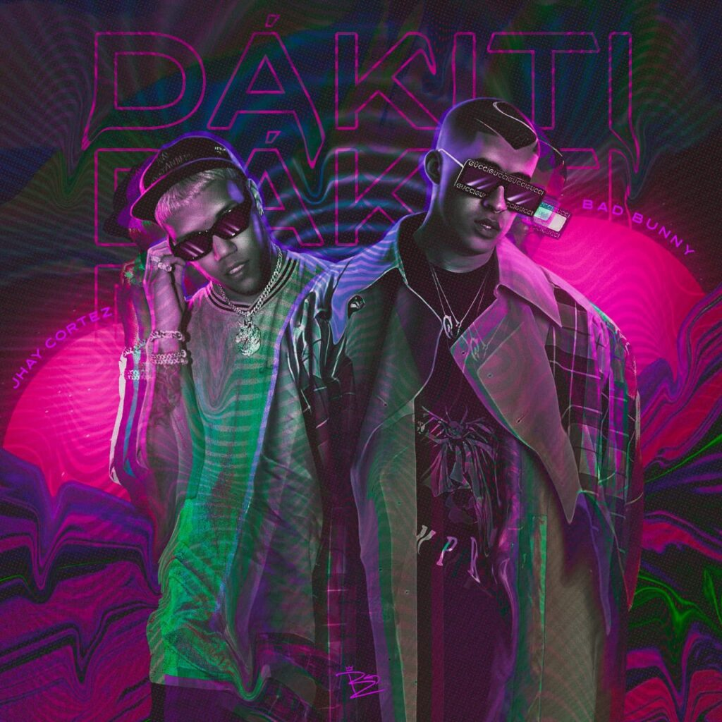 Bad Bunny Ft. Jhay Cortez - Dakiti