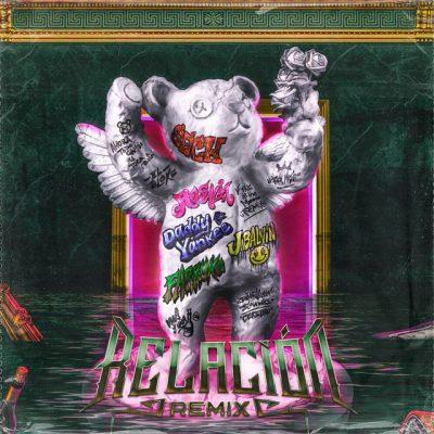Sech, J Balvin, Daddy Yankee, ROSALÍA, Farruko - Relación (Remix)