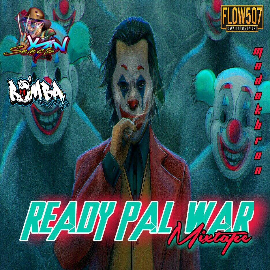 Ready Pal War Mix by Selectakin