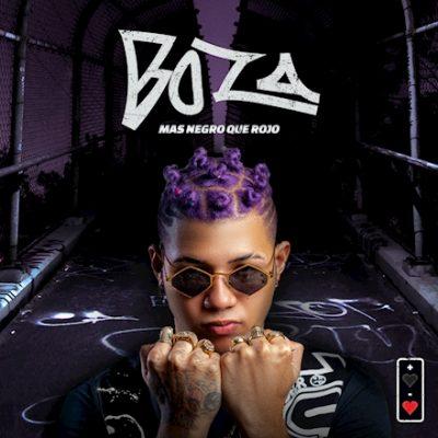 Boza - Mas Negro que Rojo (ALBUM)