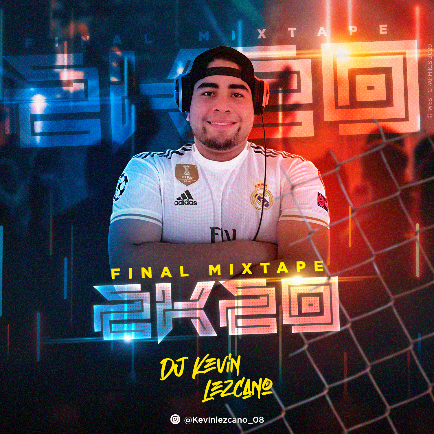 Dj Kevin Lezcano - Final Mixtape 2K20