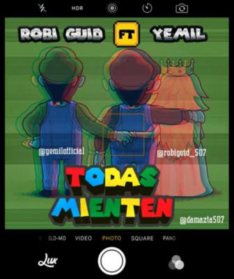 Robi Guid Ft Yemil - Todas Mienten
