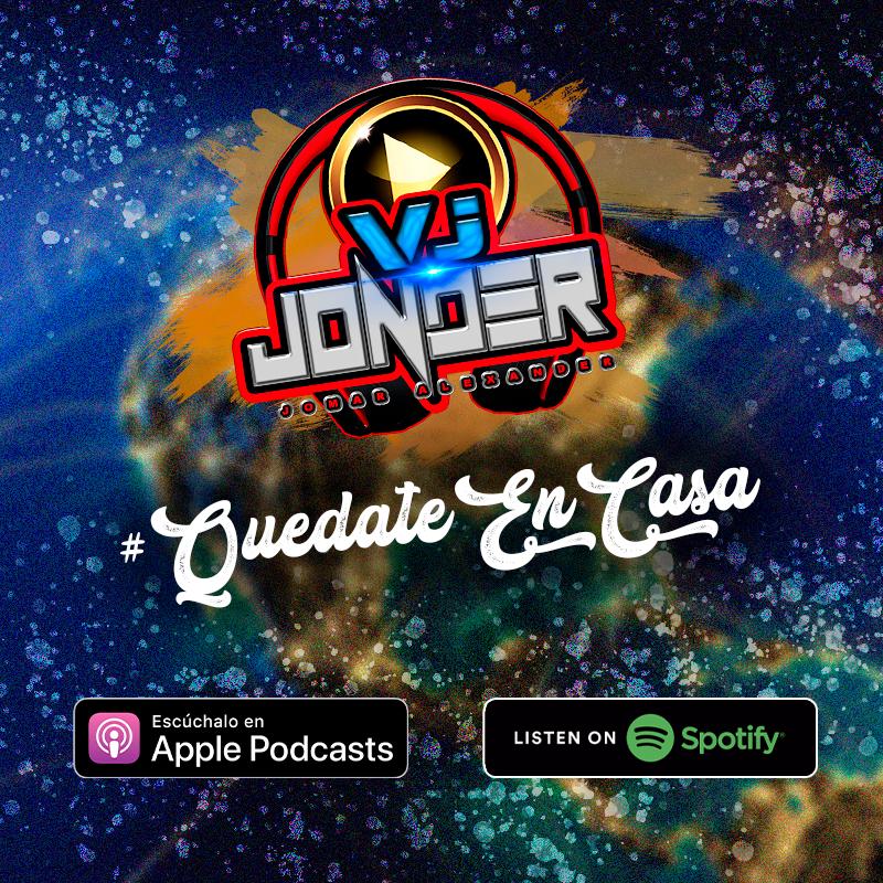Vj Jonder - Plena Nueva Y Mas Abril 2020