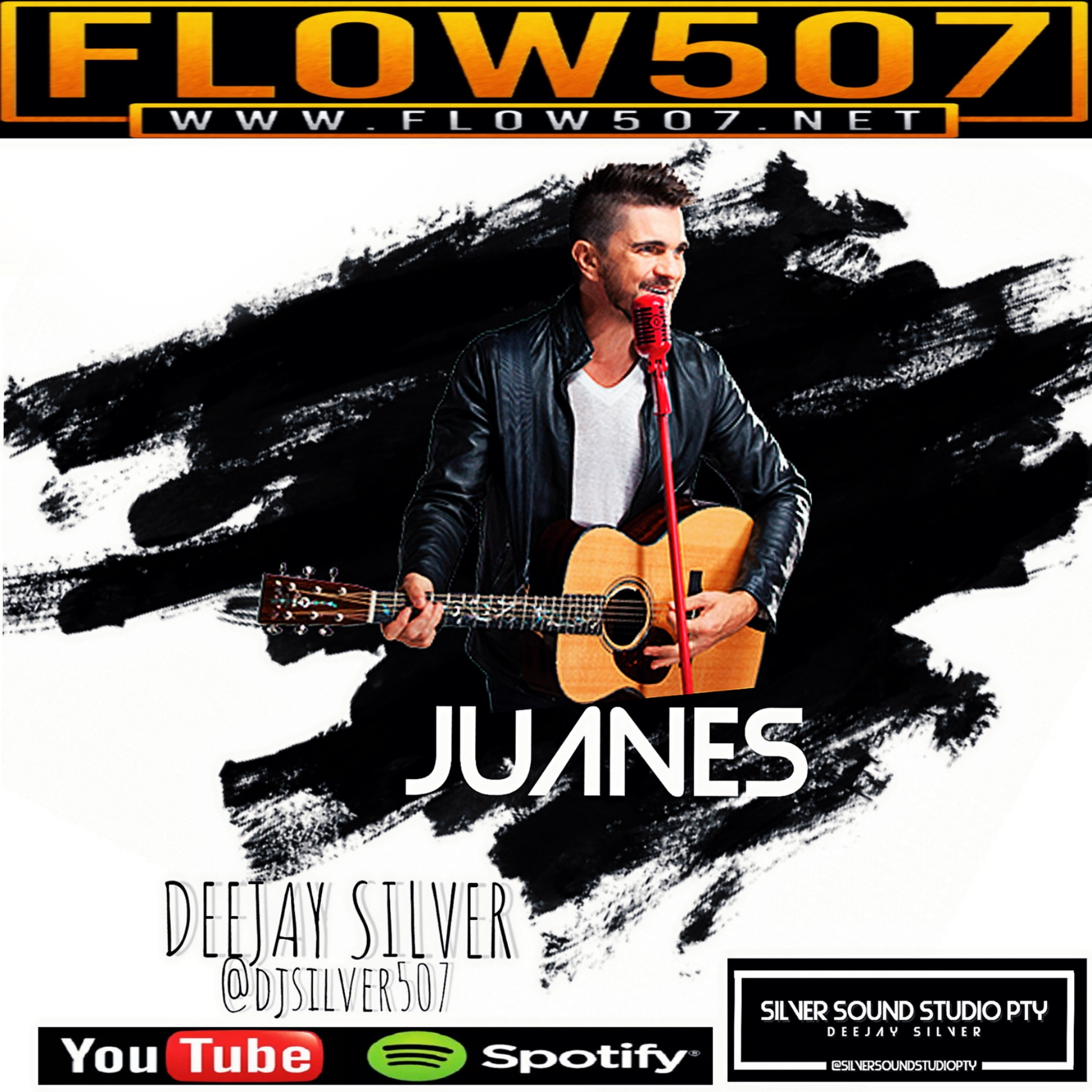 DEEJAY SILVER - TRIBUTO A JUANES