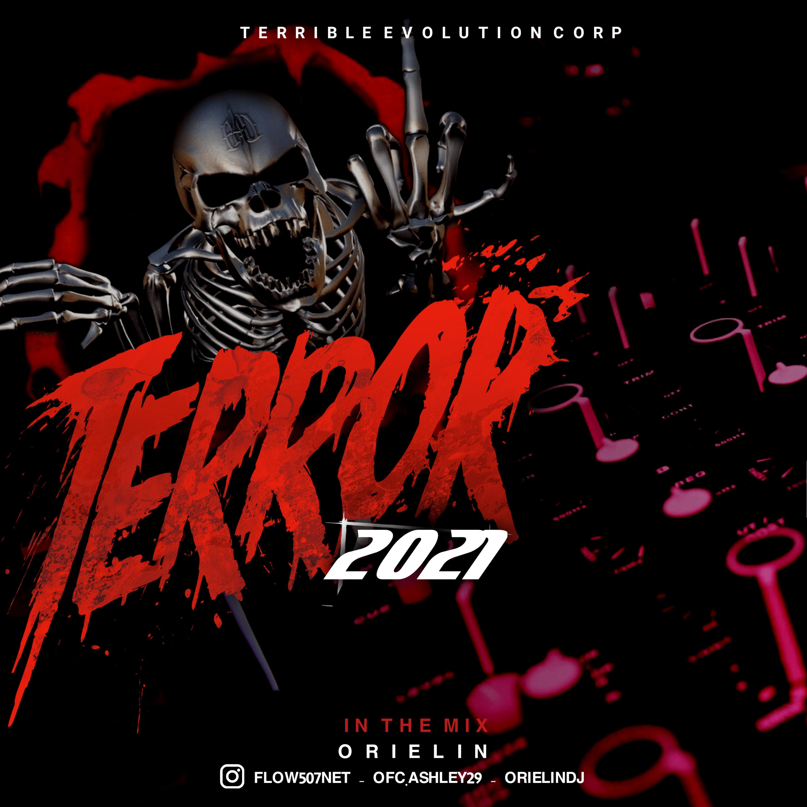 @OrielinDj - Terror 2021 (Plena Tras Plena)