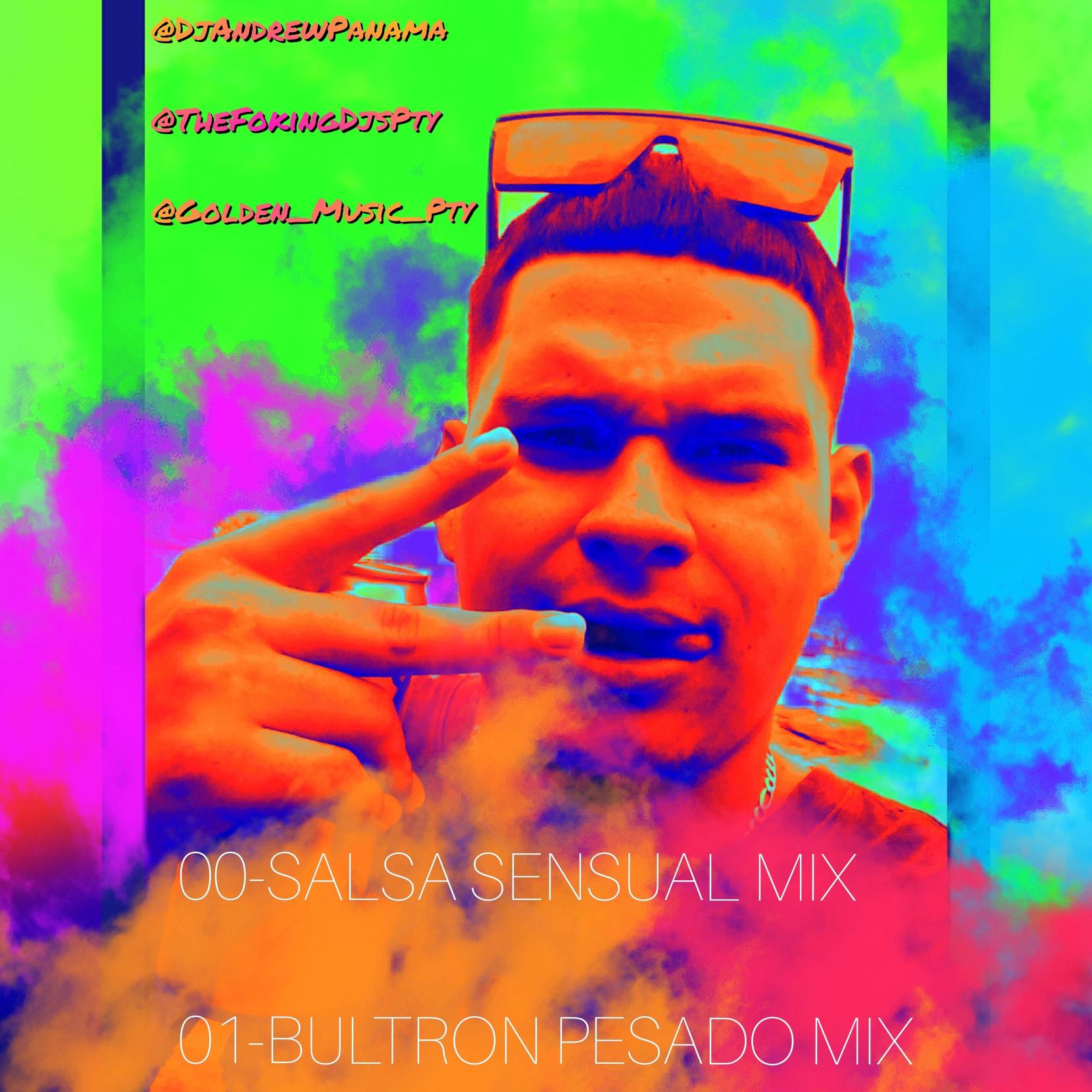 Dj Andrew  - Bultron Pesado Mix