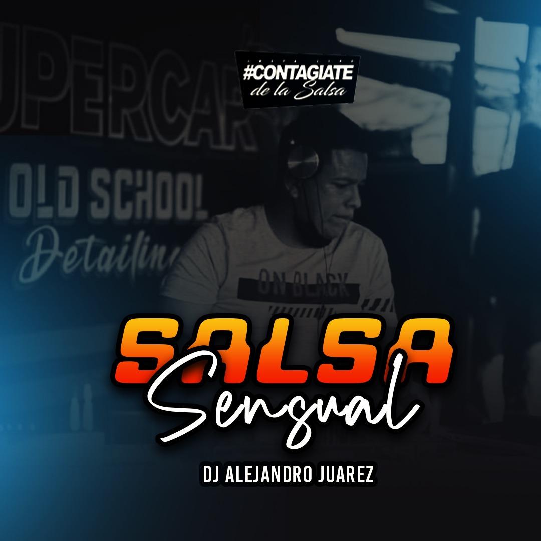 @DjAlejandroJuarez - Contagiate De La Salsa Mix