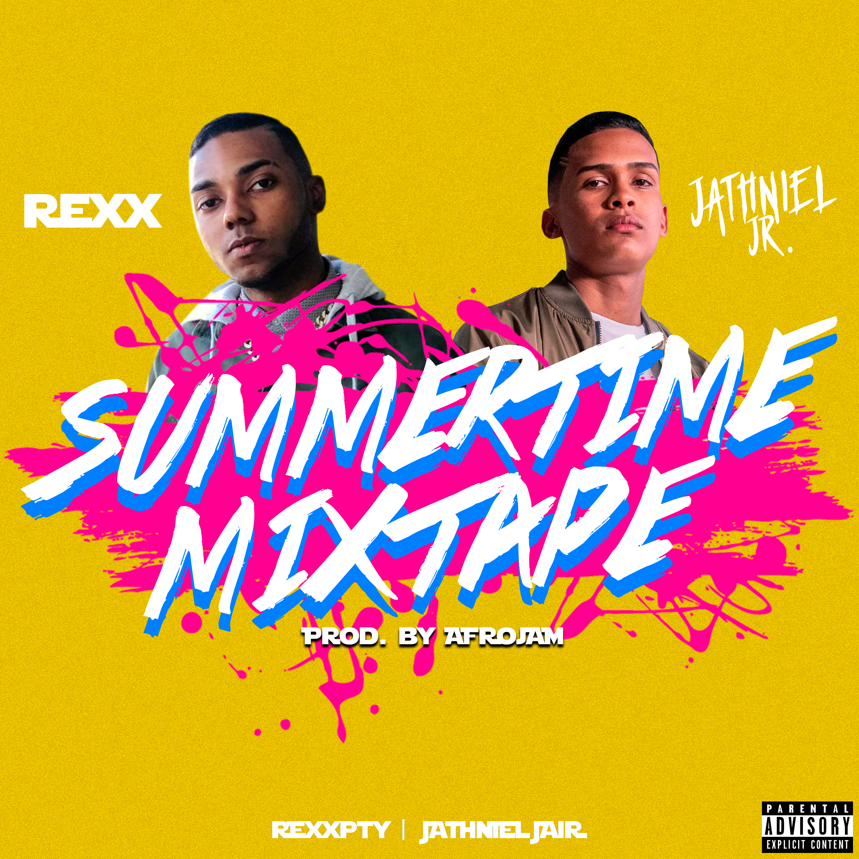 Rexx Ft. Dj Jathniel Jr - Summertime Live Mixtape.