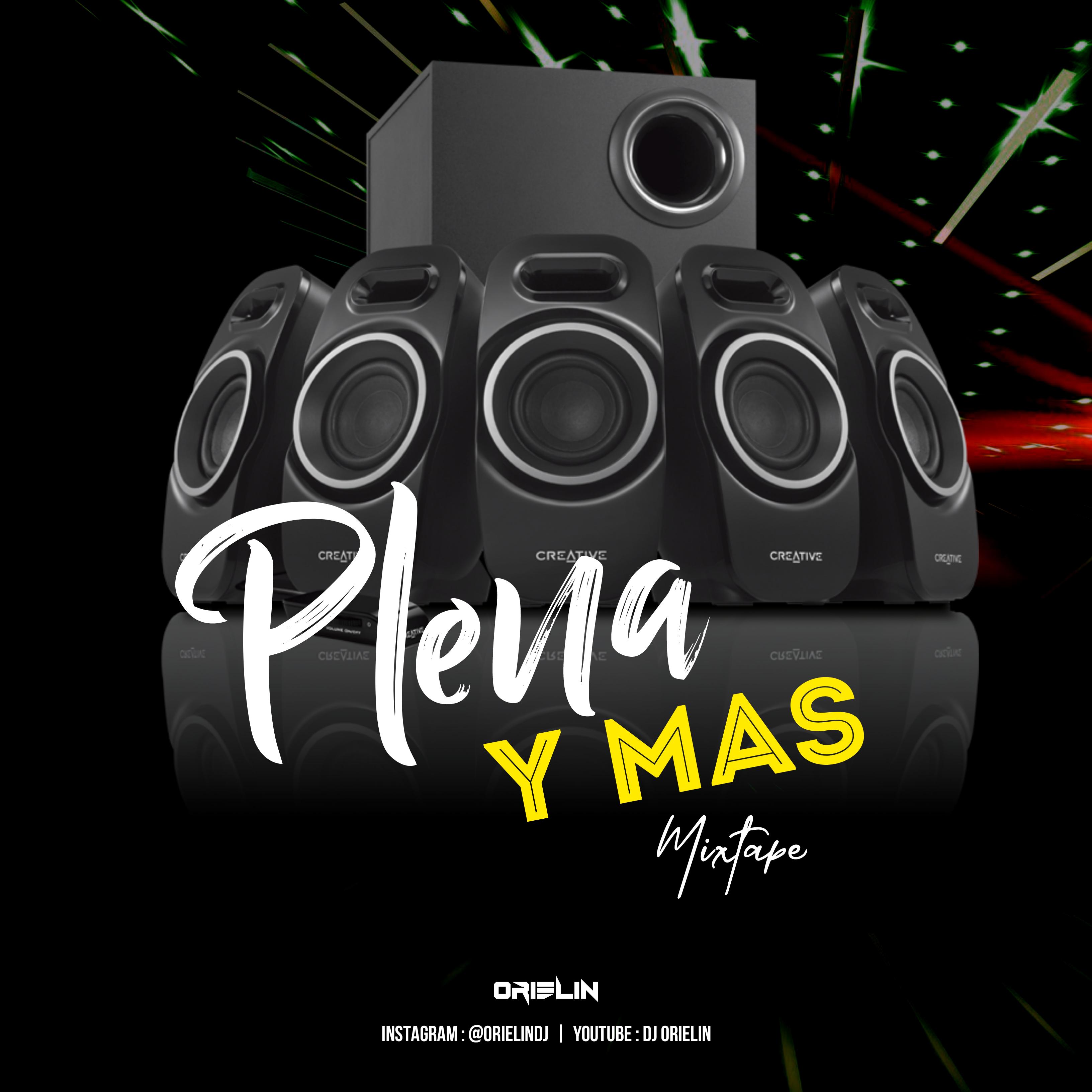 Dj Orielin - Plena & Mas (Mix 2021)