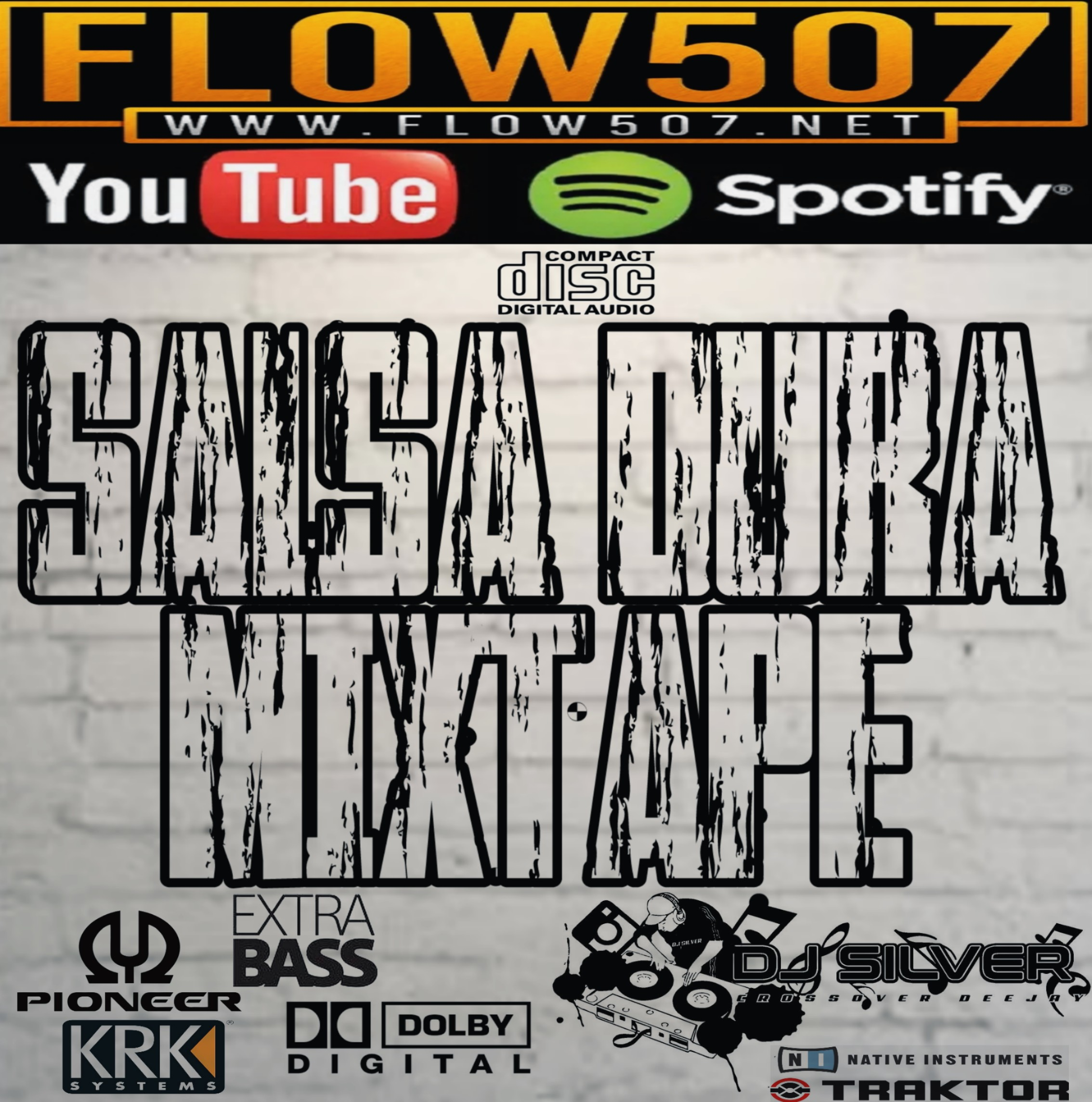 Deejay Silver - Salsa Dura Mix