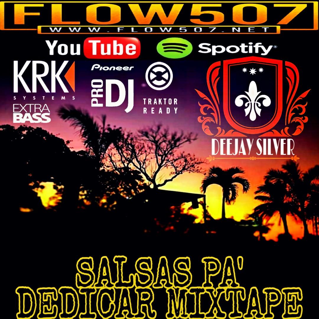 Deejay Silver - Salsas Pa Dedicar Mix