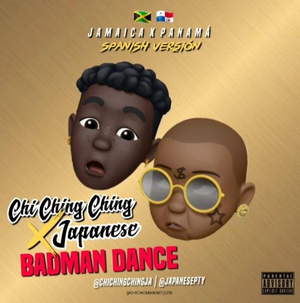 Chi Ching Ching Ft Japanese - BadMan Dance