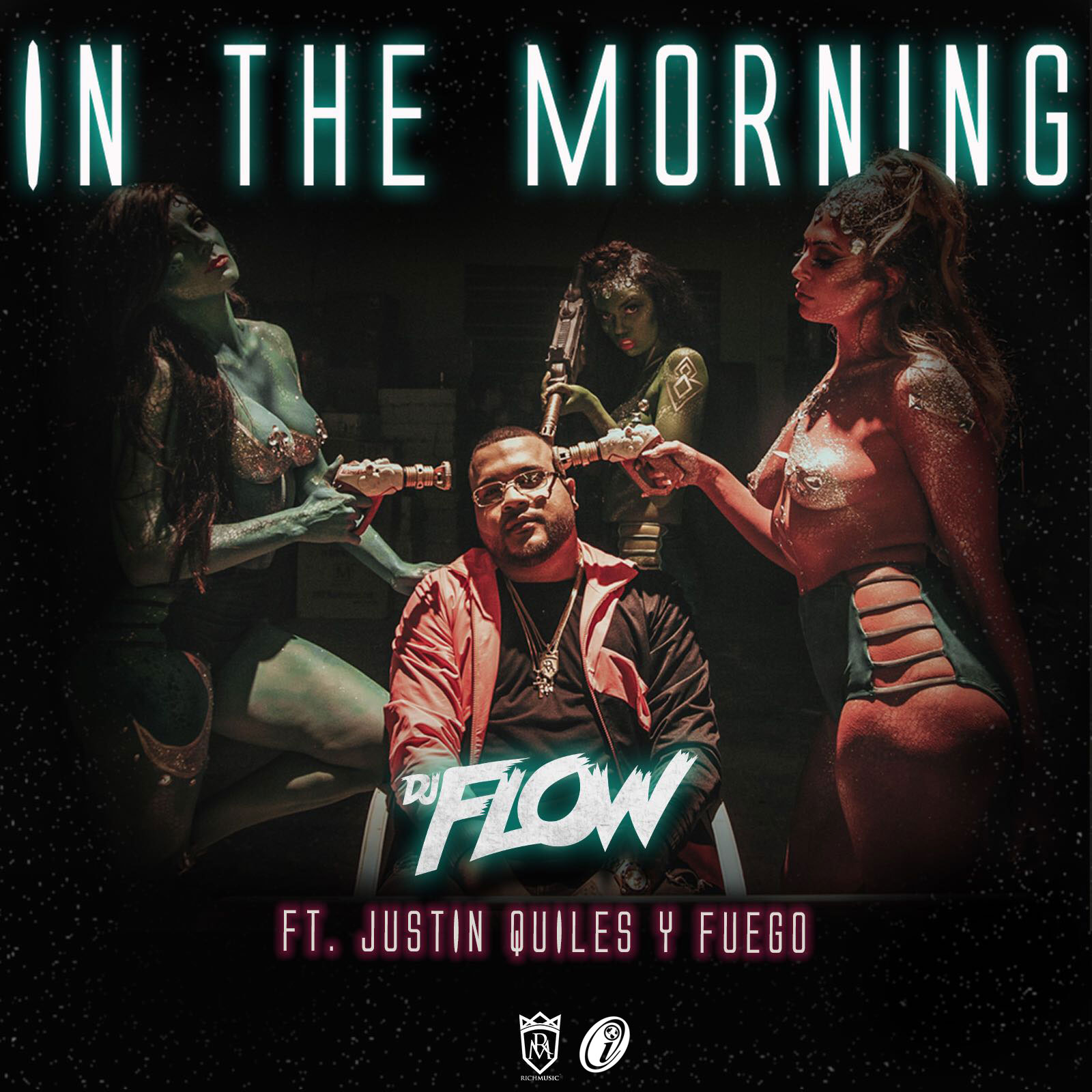 Dj Flow Ft. Justin Quiles Y Fuego - In The Morning