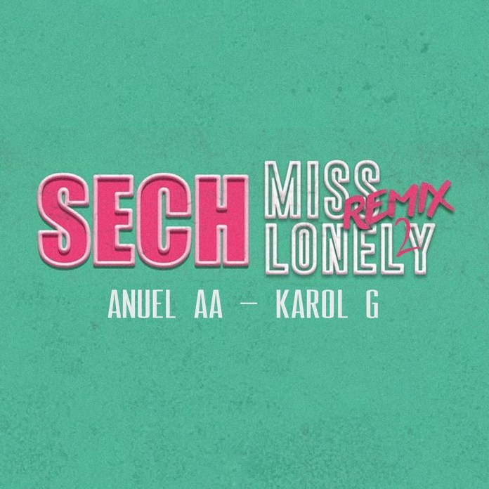 Sech Ft Anuel AA Y Karol G - Miss Lonely (Remix) 2