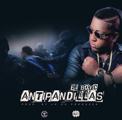 El Boy C - Antipandillas @Flow507Net
