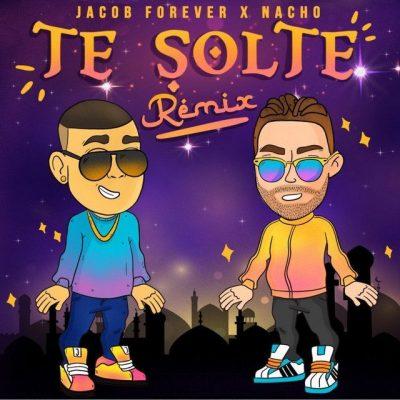 Jacob Forever Ft Nacho - Te Solte (Remix)