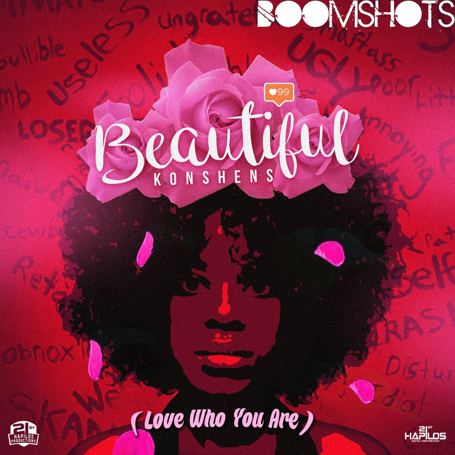 Konshens - Beautiful (Love Who You Are)
