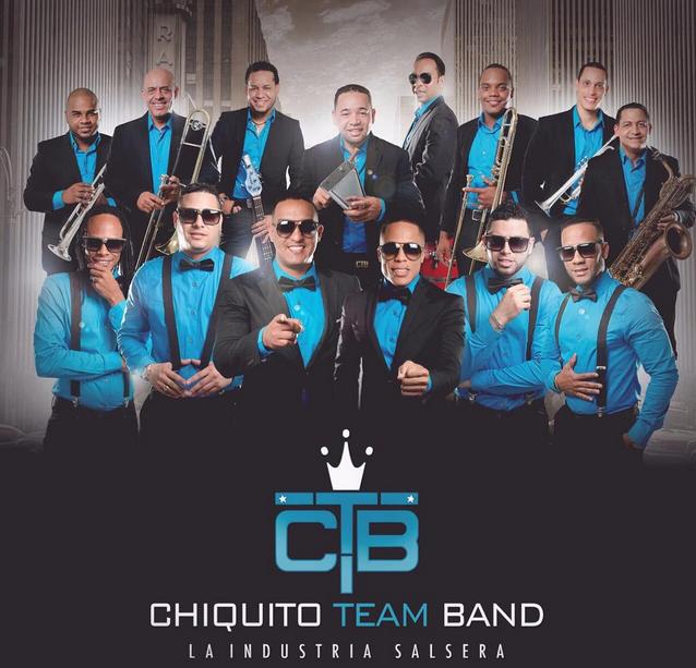 Chiquito Team Band - Llamada De Mi Ex
