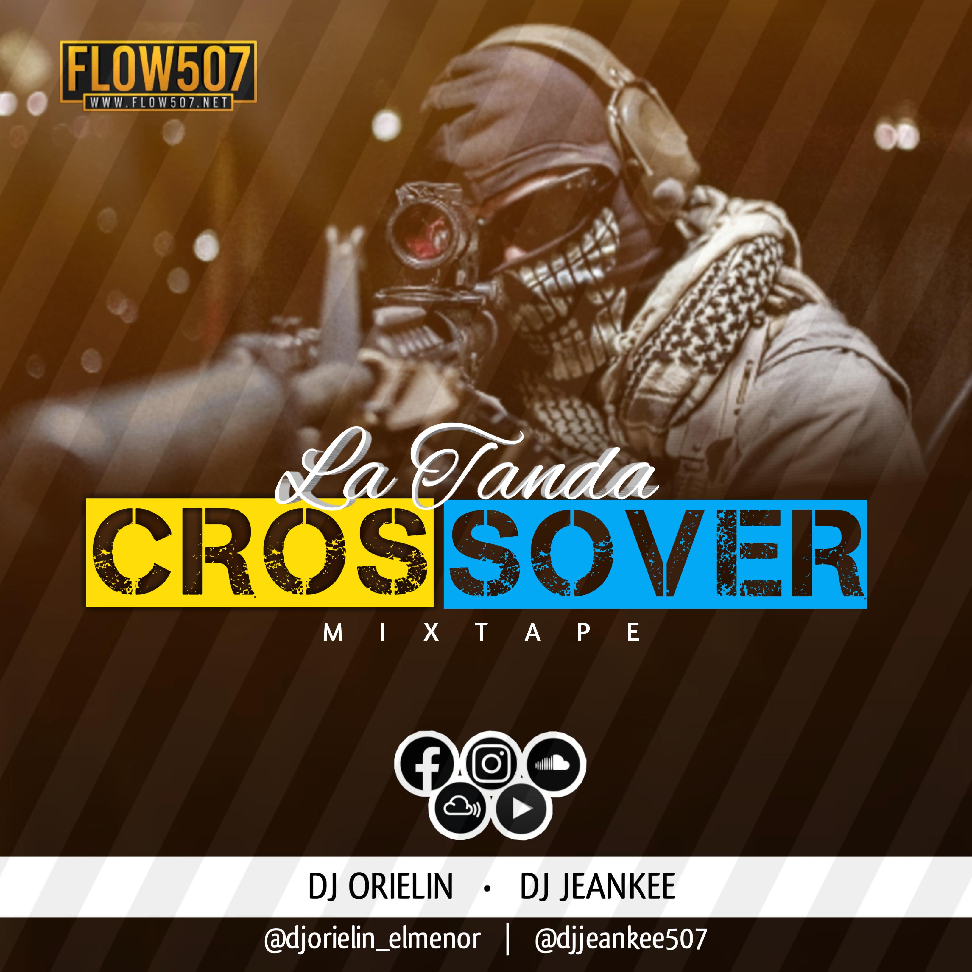Dj Jeankee  Ft DjOrielin - Crossover Mix
