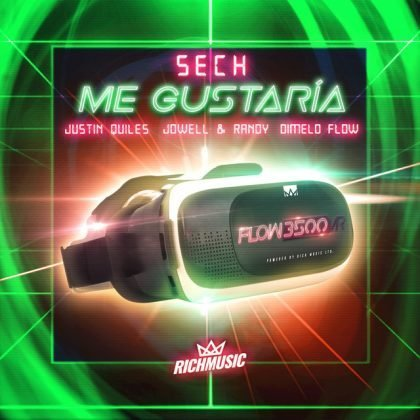 Sech Ft. Justin Quiles, Jowell Y Randy & Dimelo Flow - Me Gustaría