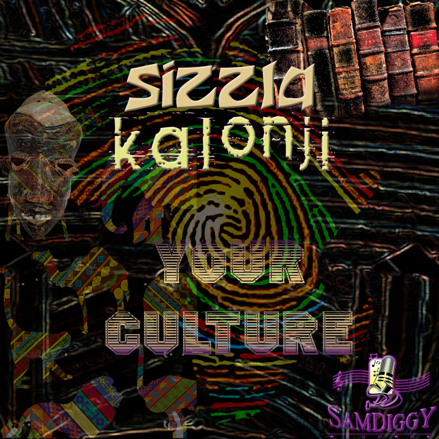 Sizzla Kalonji - Your Culture